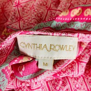 Cynthia Rowley Tops - 🎉5 for $25🎉 Cynthia Rowley Pink Top